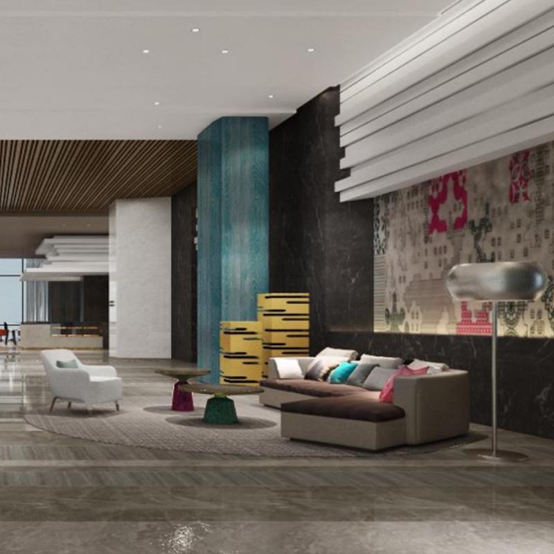 川沙诺富特酒店